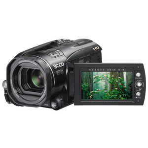 Photo of JVC GZ-HD3 Camcorder
