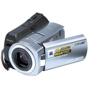 Photo of Sony Handycam DCR-SR55 Camcorder