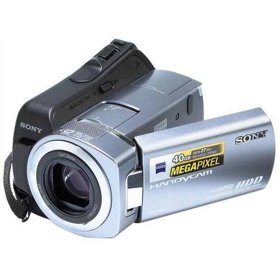 Sony Handycam DCR-SR55