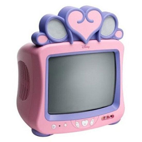 Disney Princess TV/DVD Combi