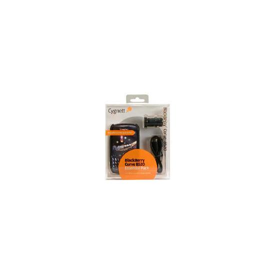 Cygnett Essential Pack for BlackBerry 8520 Curve