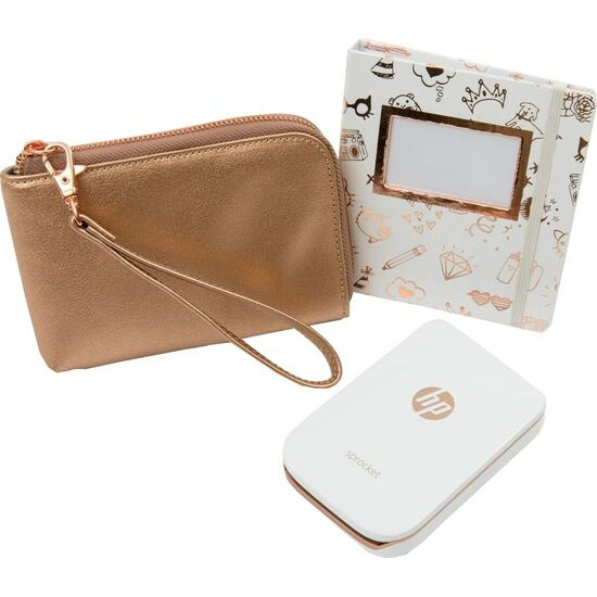 HP Sprocket Limited Edition Pocket Photo Printer - White