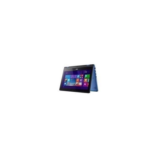 ACER Aspire R 11 R3-131T-C5X7 intel Celeron N3060 4GB 32GB 11.6 Inch Windows 10 Touchscreen Convertible Laptop Blue
