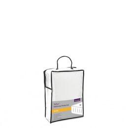 Teflon Deep Skirt Mattress Protector - Single