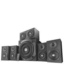 Trust Vigor 5.1 Surround PC Speaker System Reviews