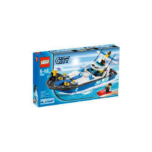Photo of LEGO® City Police Boat Toy