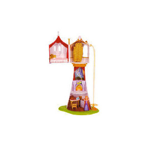 Photo of Disney Princess Tangled Tower Playset Toy