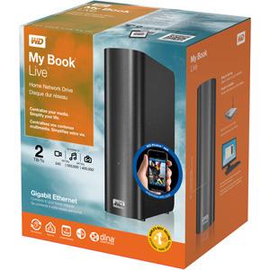Photo of WD 2TB My Book Live Hard Drive External Hard Drive