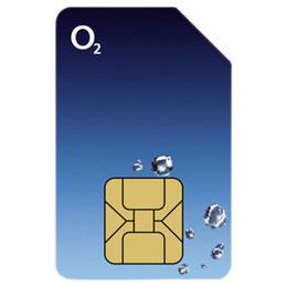 O2 Sim for MBB MF100 Black Device