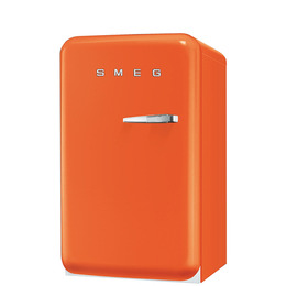 Smeg FAB10LO 50's Retro Style (Orange + Left Hinge)