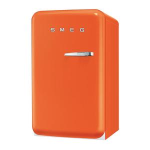 Photo of Smeg FAB10LO 50's Retro Style (Orange + Left Hinge) Fridge