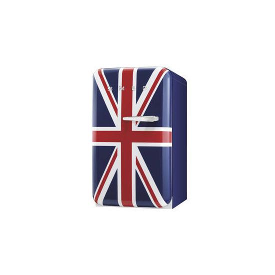 Smeg FAB10LUJ 50's Retro Style (Union Jack + Left Hinge)
