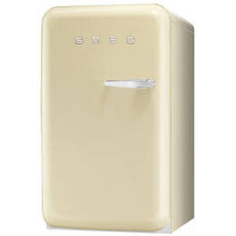 Smeg FAB10LP 50's Retro Style (Cream + Left Hinge)