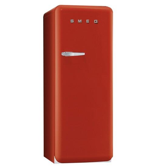 Smeg FAB28QR 50's Retro Style (Red + Right Hinge)
