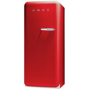 Photo of Smeg FAB28YR 50's Retro Style (Red + Left Hinge) Fridge