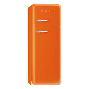Photo of Smeg FAB30QO 50's Retro Style (Orange + Right Hinge) Fridge Freezer