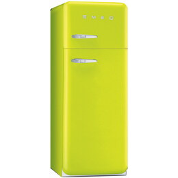 Smeg FAB30QVE 50's Retro Style (Lime green + Right Hinge) Reviews