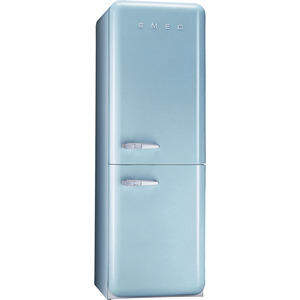 Photo of Smeg FAB32QAZ 50's Retro Style (Pastel Blue + Right Hinge) Fridge Freezer