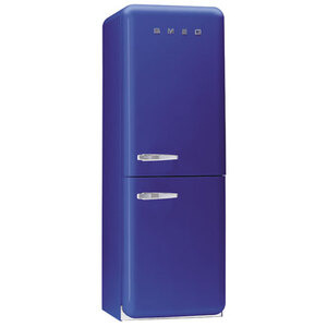 Photo of Smeg FAB32QBL 50's Retro Style (Blue + Right Hinge) Fridge Freezer