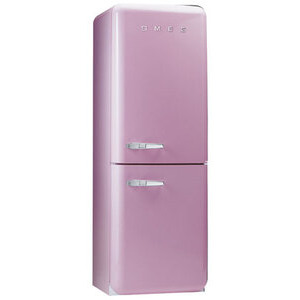 Photo of Smeg FAB32QRO Fridge Freezer