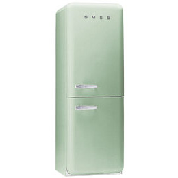 Smeg FAB32QV 50's Retro Style (Pastel green + Right Hinge) Reviews