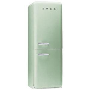 Photo of Smeg FAB32QV 50's Retro Style (Pastel Green + Right Hinge) Fridge Freezer