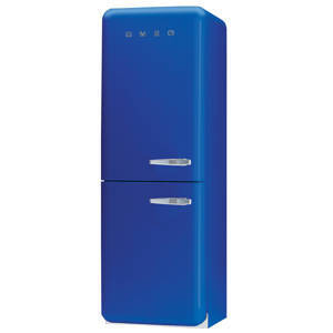 Photo of Smeg FAB32YBL 50's Retro Style (Blue + Left Hinge) Fridge Freezer