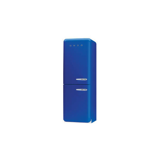 Smeg FAB32YBL 50's Retro Style (Blue + Left Hinge)