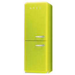 Smeg FAB32YVE 50's Retro Style (Lime green + Left Hinge)