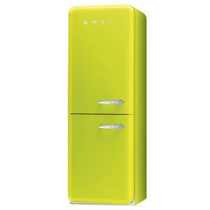 Photo of Smeg FAB32YVE 50's Retro Style (Lime Green + Left Hinge) Fridge Freezer