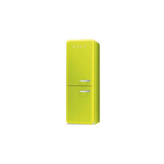 Smeg FAB32YVE 50's Retro Style (Lime green + Left Hinge)