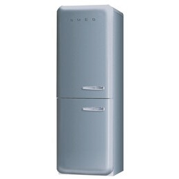 Smeg FAB32YX 50's Retro Style (Silver + Left Hinge) Reviews