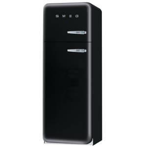Photo of Smeg FAB30YNE 50's Retro Style (Black + Left Hinge) Fridge Freezer