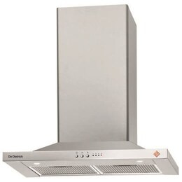 DE DIETRICH DHP7612X Chimney Cooker Hood - Stainless steel