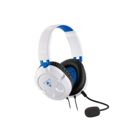Turtle Beach Ear Force Recon 50P Gaming Headset for PS4 - White