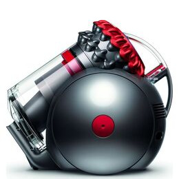Dyson Big Ball Total Clean 2 Cylinder Bagless Vacuum Cleaner - Red & Iron Reviews