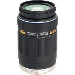 Olympus M.ZUIKO DIGITAL ED 75-300mm F/4.8-6.7 Reviews