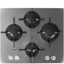 Hotpoint FTGHL 641 D/IX/H Gas Hob - Stainless Steel Reviews