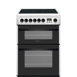 Hotpoint Newstyle DCN60P 60 cm Electric Ceramic Cooker Reviews