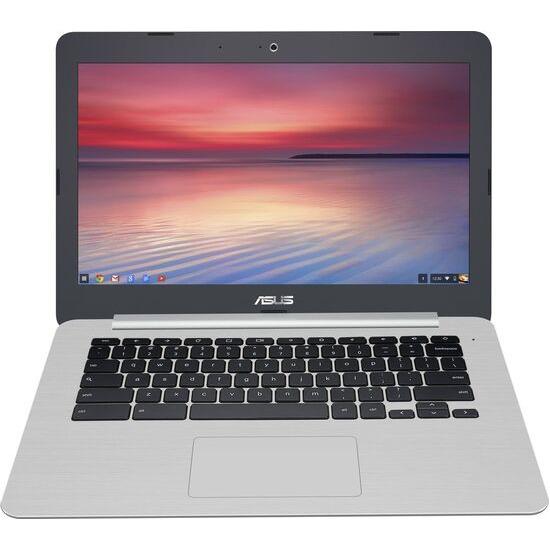 """ASUS C301 13.3"""" Chromebook - Grey"""