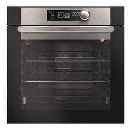 DE DIETRICH DOP7340X Electric Oven - Black & Stainless Steel