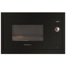 DE DIETRICH DME7121X Built-in Compact Solo Microwave - Black & Silver Reviews