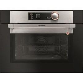 DE DIETRICH DKC7340X Built-in Combination Microwave - Black & Silver Reviews