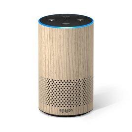Amazon Echo 2nd Gen - Oak Finish