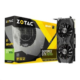 Zotac GeForce® GTX 1070 Ti AMP! Edition Graphics Card Reviews