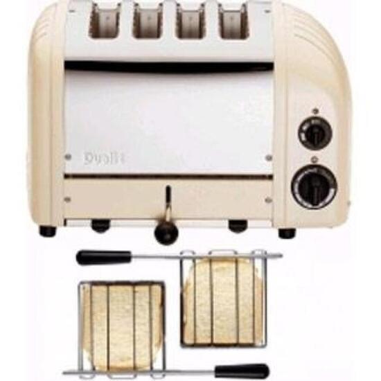 Dualit Toaster 2x2 Combi