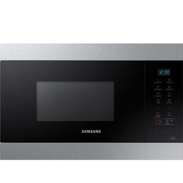 Samsung MG22M8074AT/EU Built-in Microwave with Grill - Black & Stainless Steel Reviews