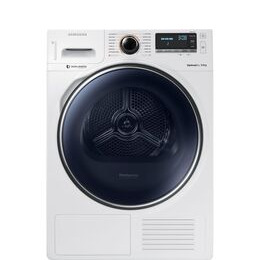 Samsung DV90M8204AW Smart 9 kg Heat Pump Tumble Dryer Reviews