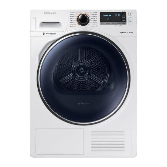 Samsung DV90M8204AW Smart 9 kg Heat Pump Tumble Dryer
