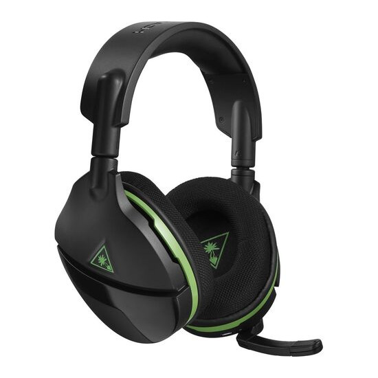 Stealth 600 Wireless Gaming Headset - Black & Green